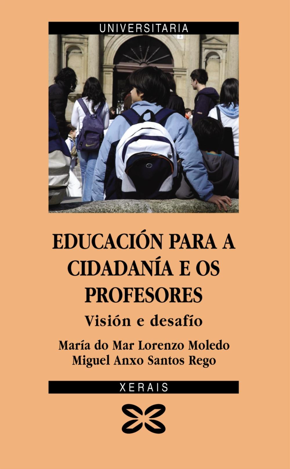 EDUCACIÓN PARA A CIDADANÍA E OS PROFESORES                                      VISIÓN E DESAFÍ