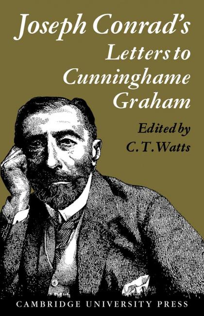 JOSEPH CONRAD´S LETTERS TO R. B. CUNNINGHAME GRAHAM