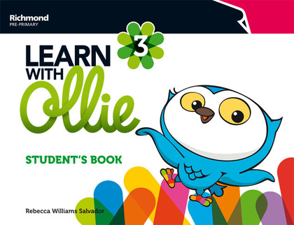 LEARN WITH OLLIE 3 STUDENT´S PACK.