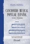 CANCIONERO MUSICAL POPULAR ESPAÑOL I