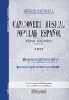 CANCIONERO MUSICAL POPULAR ESPAÑOL II