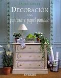 DECORACION CON PINTURA Y PAPEL PINTADO