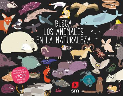 BUSCA LOS ANIMALES DE LA NATURALEZA.
