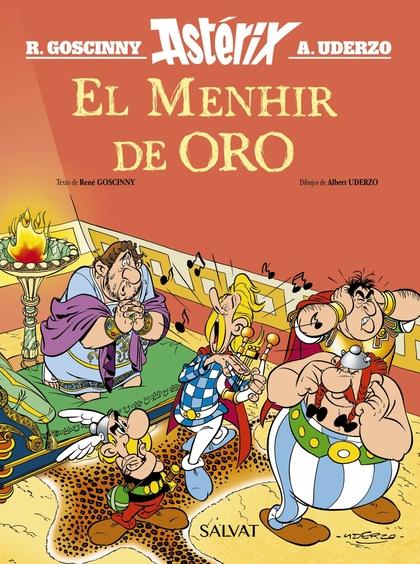 EL MENHIR DE ORO.