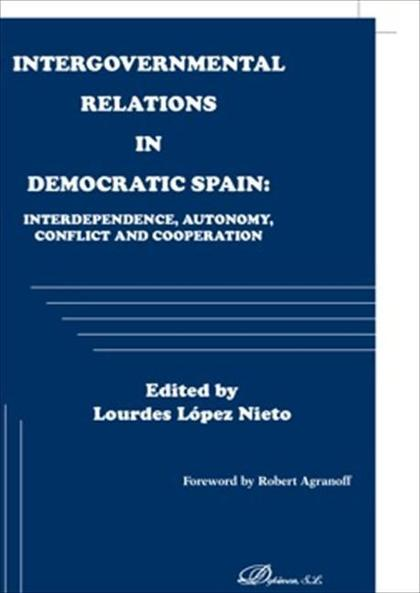 Intergovernmental relations in democratic Spain
