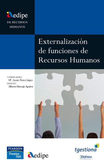 EXTERNALIZACIÓN DE FUNCIONES DE RECURSOS HUMANOS