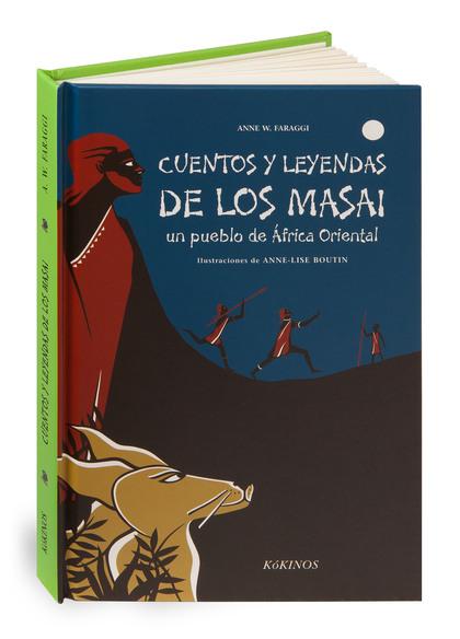 CUENTOS Y LEYENDAS DE LOS MASAI