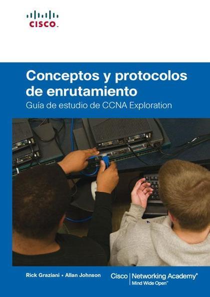 CONCEPTOS DE PROTOCOLO Y ENRUTAMIENTO