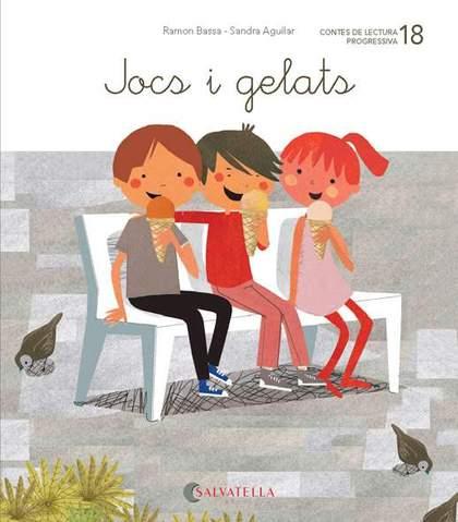 DE MICA EN MICA 18                                                              JOCS I GELATS (