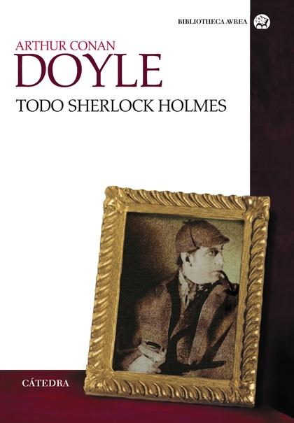 TODO SHERLOCK HOLMES.