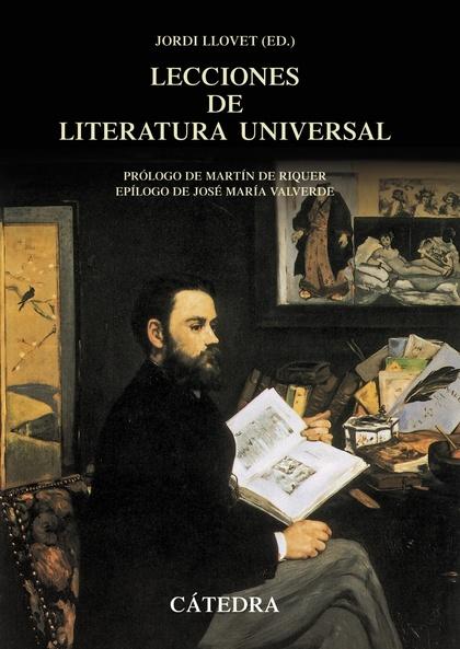 LECCIONES DE LITERATURA UNIVERSAL.