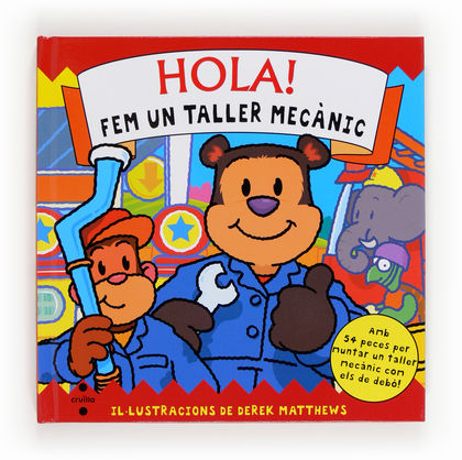 C-HOLA! FEM UN TALLER MECANIC.