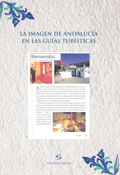 la imagen de andalucia en las guias turisticas