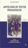 ANTOLOGIA TEXTOS PEDAG.