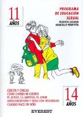 PROGRAMA EDUCACION SEXUAL DE 11 A 14 AÑOS