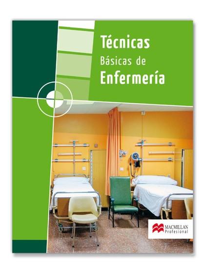 TEC BAS ENFERMERIA GM 2012 PACK CAST.