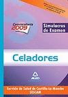 CELADORES, SERVICIO DE SALUD DE CASTILLA-LA MANCHA (SESCAM). SIMULACROS DE EXAMEN