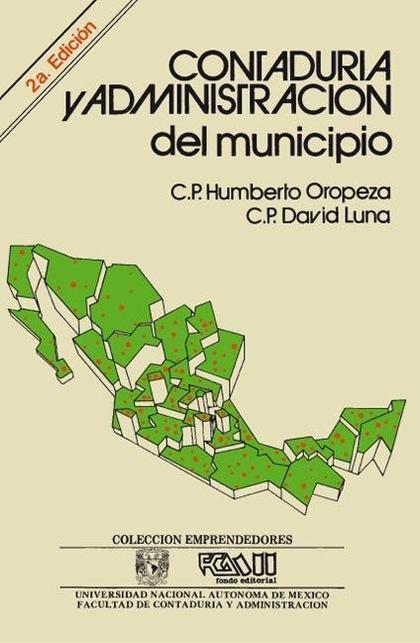 Contaduría y administración del municipio