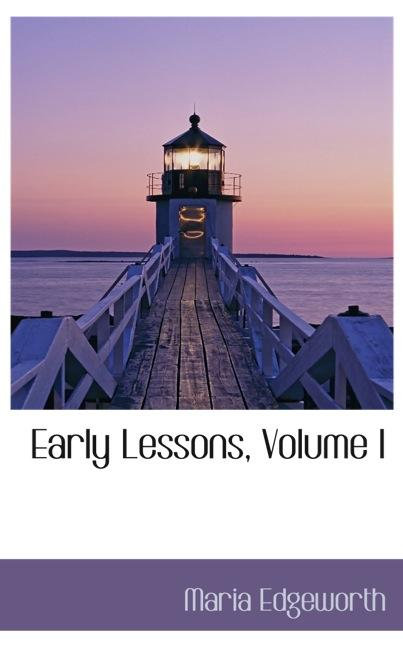 Early Lessons, Volume I