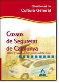 COSSOS DE SEGURETAT DE CATALUNYA (GUARDIA URBANA I MOSSOS D´ESCUADRA). QUESTIONARI DE CULTURA G