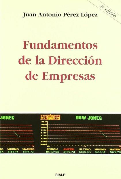 FUNDAMENTOS DE LA DIRECCIÓN DE EMPRESAS
