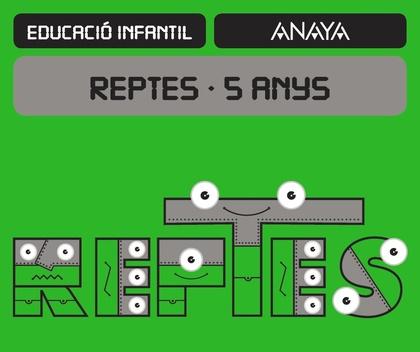 REPTES 5 ANYS.