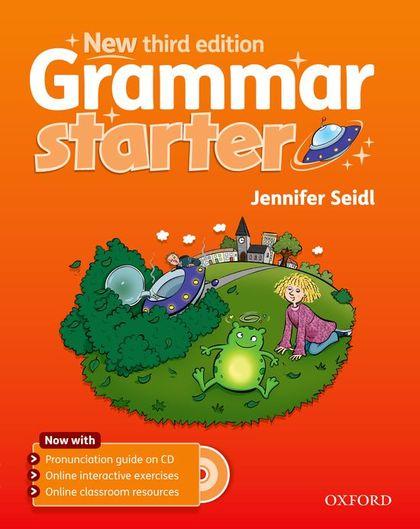 SEIDL GRAMMAR STARTER SB + AUDIO CD PK