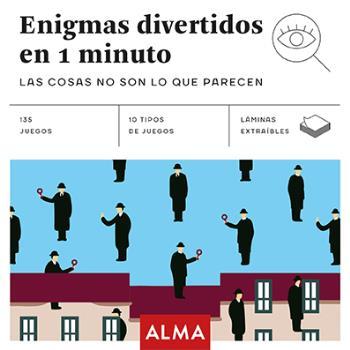 ENIGMAS DIVERTIDOS EN 1 MINUTO.