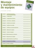 INSTALACIÓN DE SOFTWARE : MONTAJE Y MANTENIMIENTO DE EQUIPOS