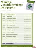 GESTIÓN DE DISCOS : MONTAJE Y MANTENIMIENTO DE EQUIPOS