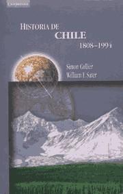 HISTORIA CHILE 1808-1994