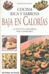 COCINA RICA Y SABROSA BAJA EN CALORÍAS