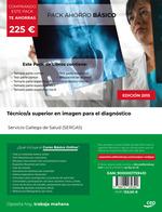 TECNICO SUPERIOR EN IMAGEN PARA EL DIAGNOSTICO SERGAS PACK BASICO.