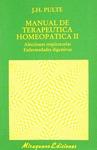 MANUAL DE TERAPEUTICA HOMEOPATICA II