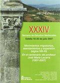 MOVIMIENTOS MIGRATORIOS, ASENTAMIENTOS Y EXPANSIÓN (SIGLOS VIII-XI). EN EL CENTENARIO DEL PROFE