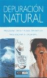 DEPURACIÓN NATURAL: PROGRAMAS, DIETAS Y PLANES DEPURATIVOS PARA RENOVA