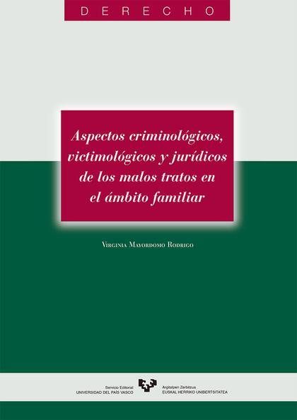 ASPECTOS CRIMINOLOGIA VICTIMOLOGICOS JURIDICOS