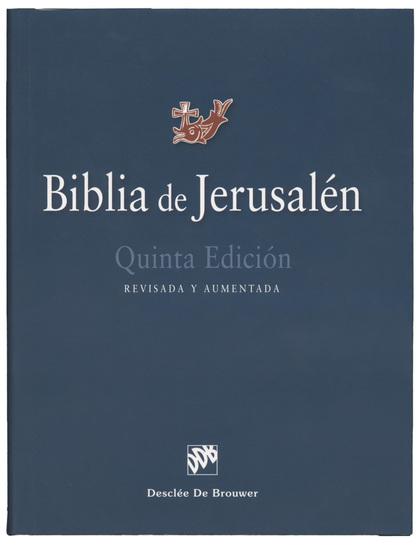 BIBLIA JERUSALEN MANUAL 1.