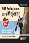 365 REFLEXIONES PARA MEJORAR.