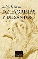 DE LÁGRIMAS Y DE SANTOS