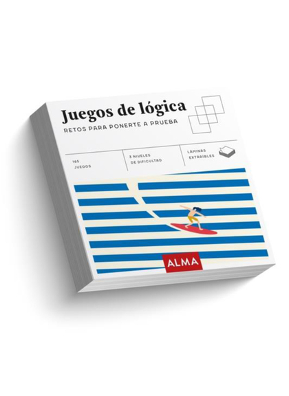 JUEGOS DE LÓGICA. RETOS PARA PONERTE A PRUEBA.