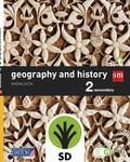 SD PROFESOR. GEOGRAPHY AND HISTORY. 2 ESO. SAVIA. ANDALUCÍA.