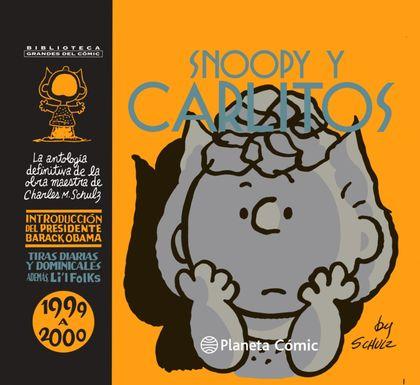SNOOPY Y CARLITOS 1999-2000 Nº 25;25 (NUEVA EDICIÓN)