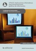 Aplicaciones informáticas para presentaciones: gráficas de información. ADGN0108
