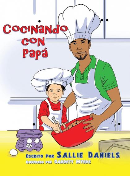 CONCINANDO CON PAPÁ.