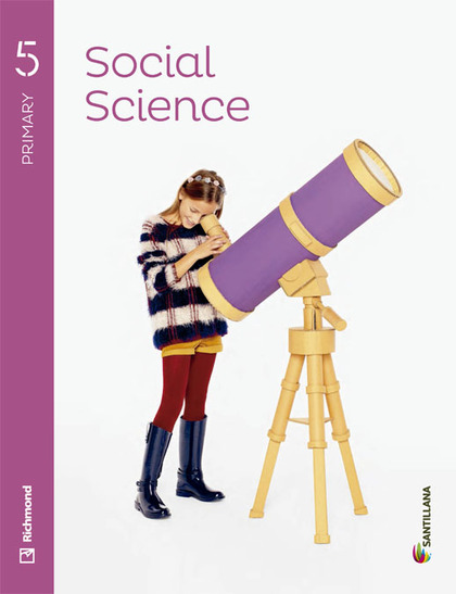 SOCIAL SCIENCE 5 PRIMARY STUDENT´S BOOK + AUDIO.