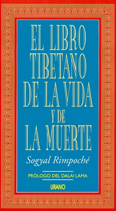 LIBRO TIBETANO VIDA Y MUERTE