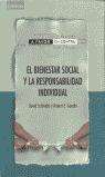 BIENESTAR SOCIAL Y LA RESPONSABILIDAD INDIVIDUAL