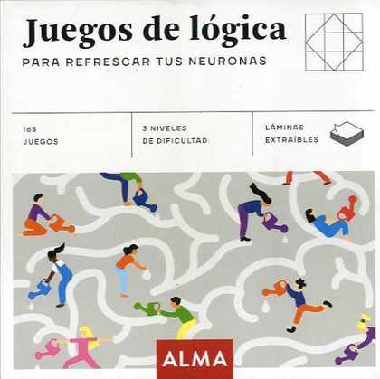 JUEGOS DE LÓGICA PARA REFRESCAR TUS NEURONAS.