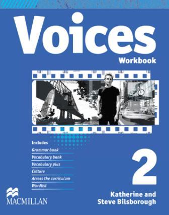 VOICES 2 WORBOOK. EDUCACION SECUNDARIA